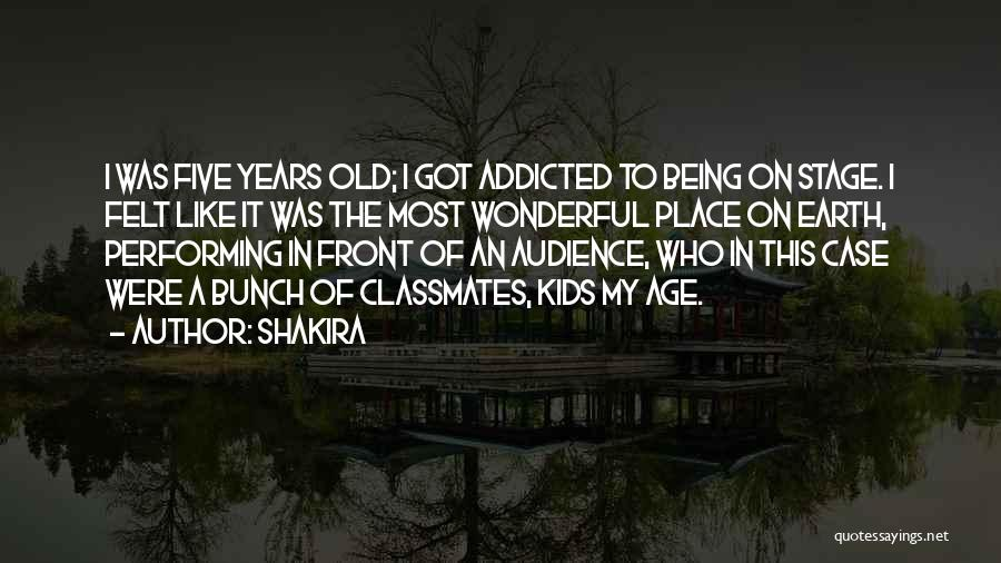 Shakira Quotes 576148