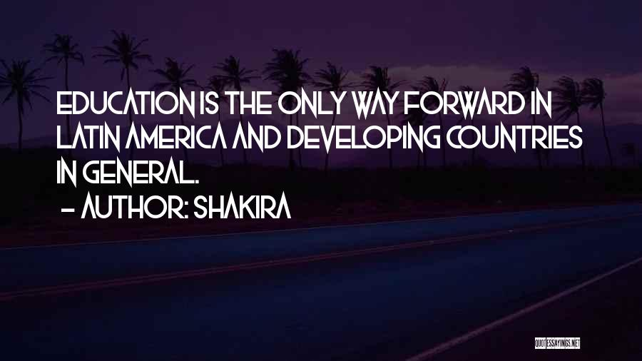 Shakira Quotes 582886