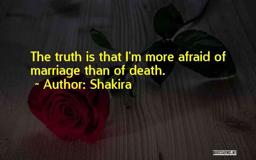 Shakira Quotes 601253
