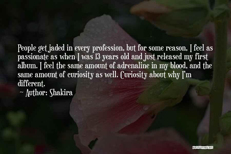 Shakira Quotes 607810