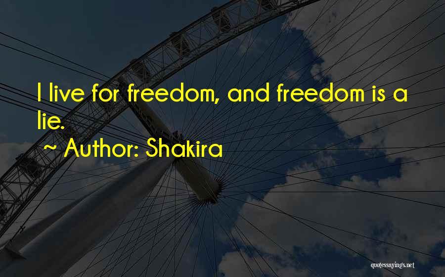 Shakira Quotes 684487