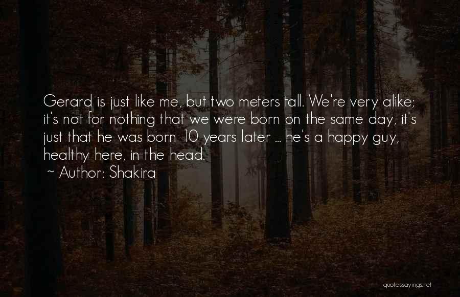 Shakira Quotes 770688
