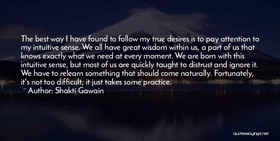 Shakti Gawain Quotes 1018861