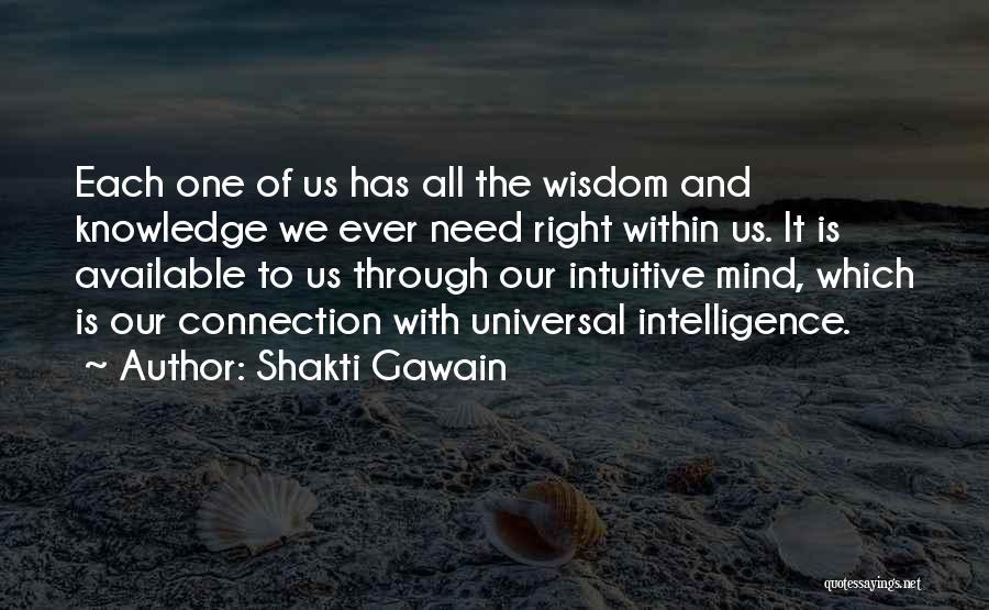 Shakti Gawain Quotes 1037561