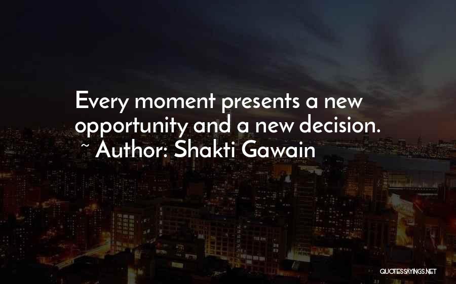 Shakti Gawain Quotes 1118107