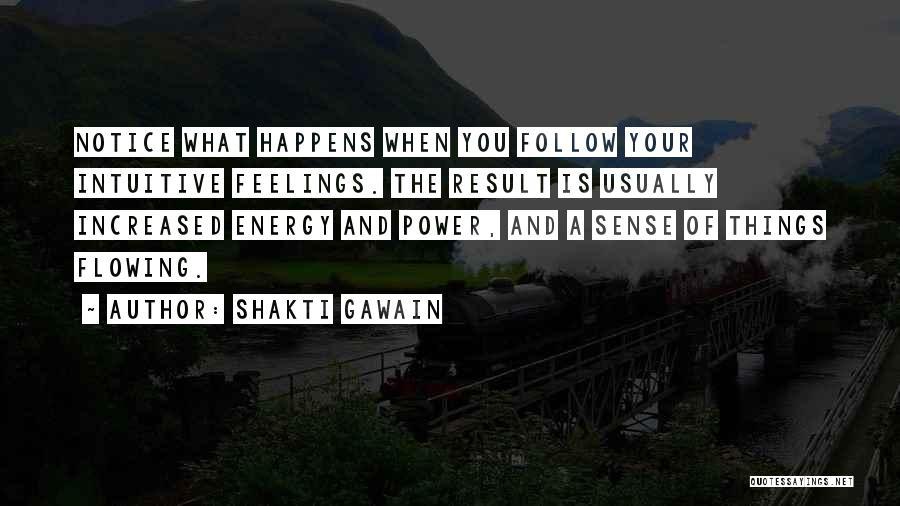 Shakti Gawain Quotes 1136251