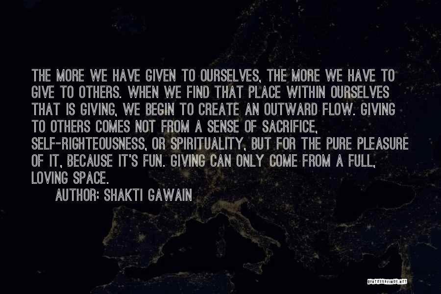 Shakti Gawain Quotes 1164613