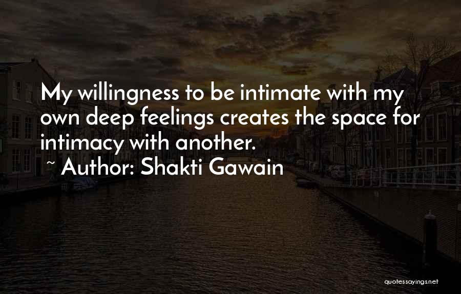 Shakti Gawain Quotes 1253609