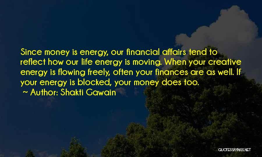 Shakti Gawain Quotes 1275120