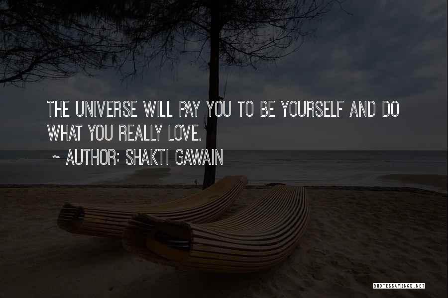 Shakti Gawain Quotes 1318139