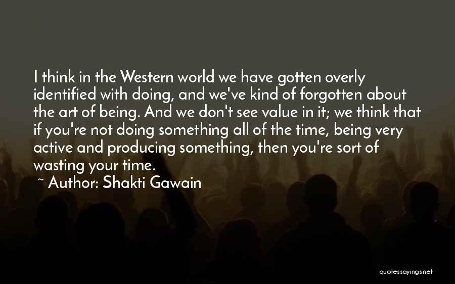 Shakti Gawain Quotes 1365743