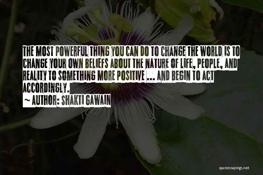 Shakti Gawain Quotes 1370285