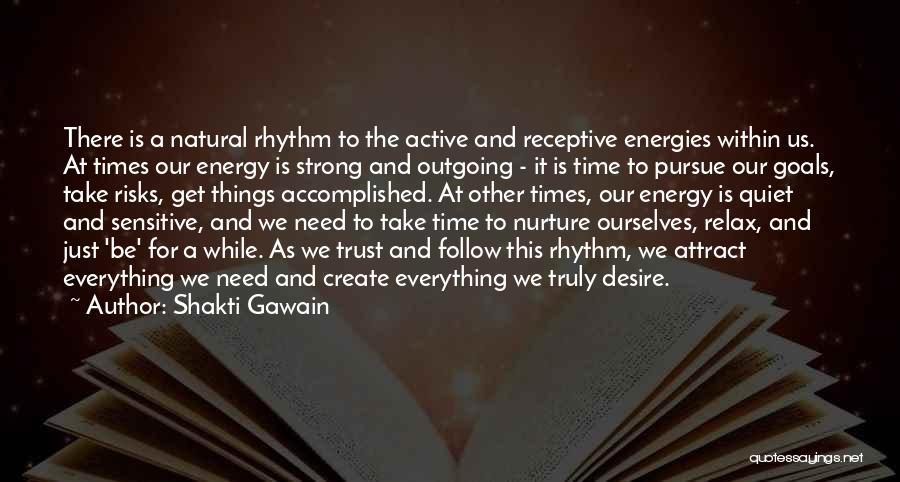 Shakti Gawain Quotes 1568583