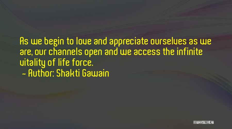 Shakti Gawain Quotes 1707130