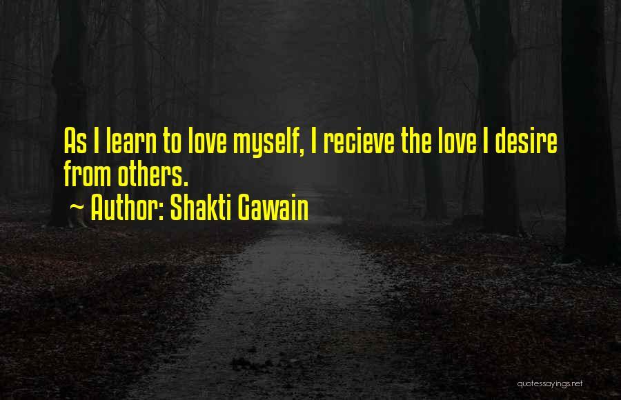 Shakti Gawain Quotes 1835628