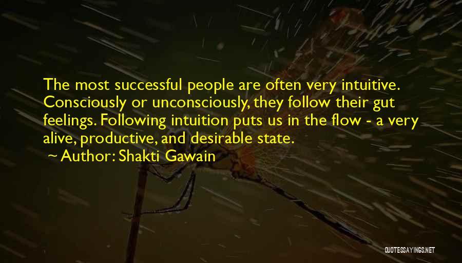 Shakti Gawain Quotes 189246