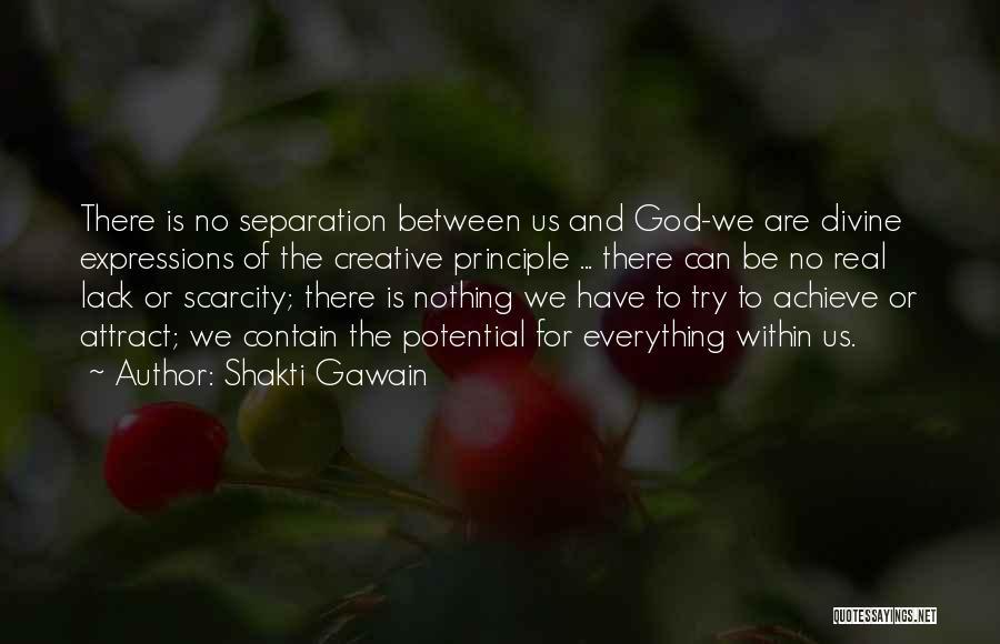 Shakti Gawain Quotes 1897687