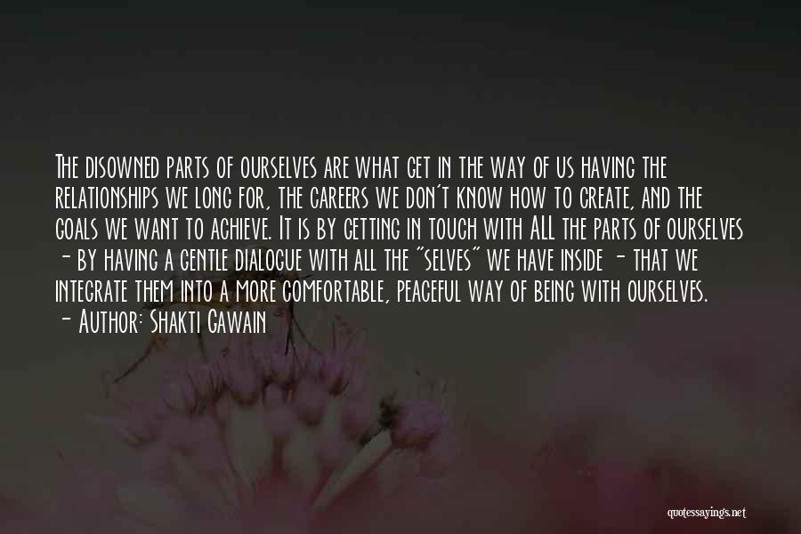 Shakti Gawain Quotes 1931989