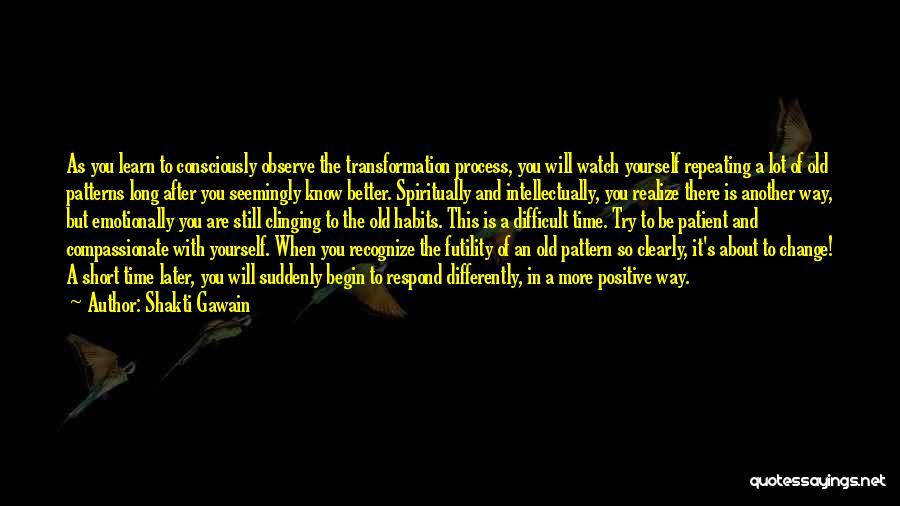Shakti Gawain Quotes 2038236