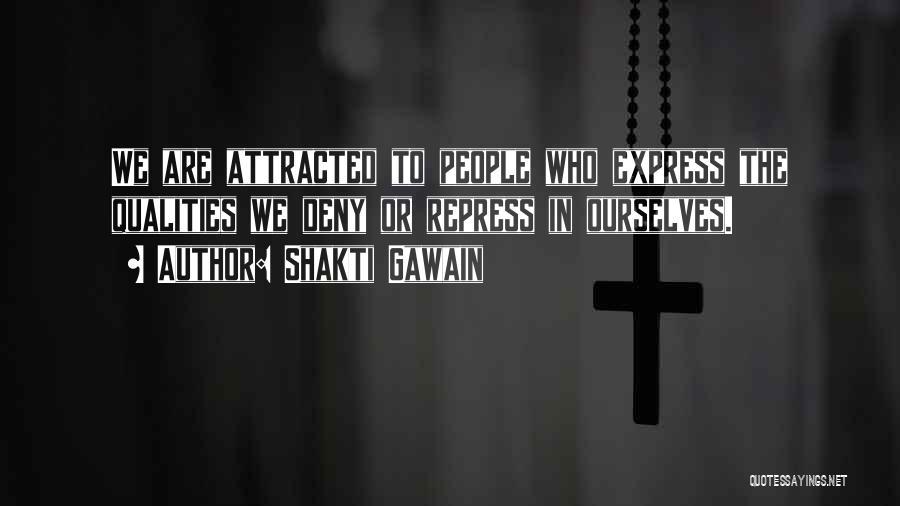 Shakti Gawain Quotes 2193251
