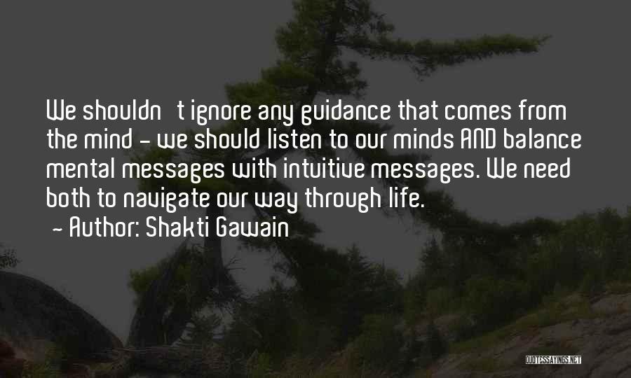 Shakti Gawain Quotes 2197261