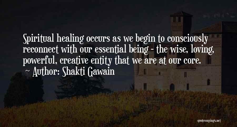 Shakti Gawain Quotes 2239625