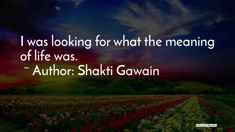 Shakti Gawain Quotes 2260869