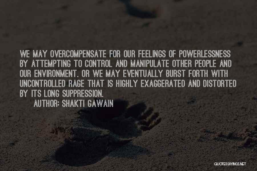 Shakti Gawain Quotes 240129