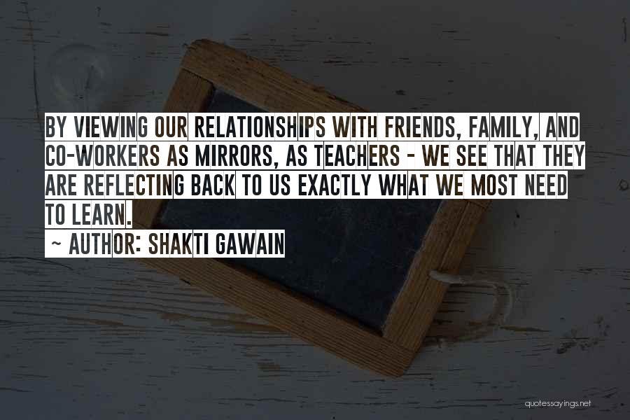 Shakti Gawain Quotes 295655