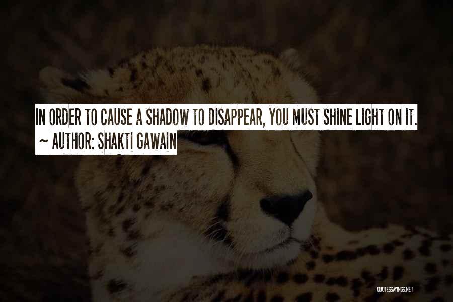Shakti Gawain Quotes 384865