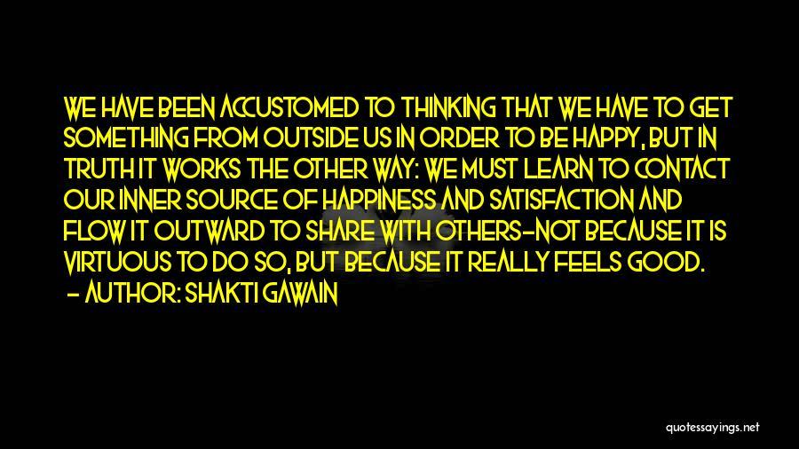 Shakti Gawain Quotes 623314