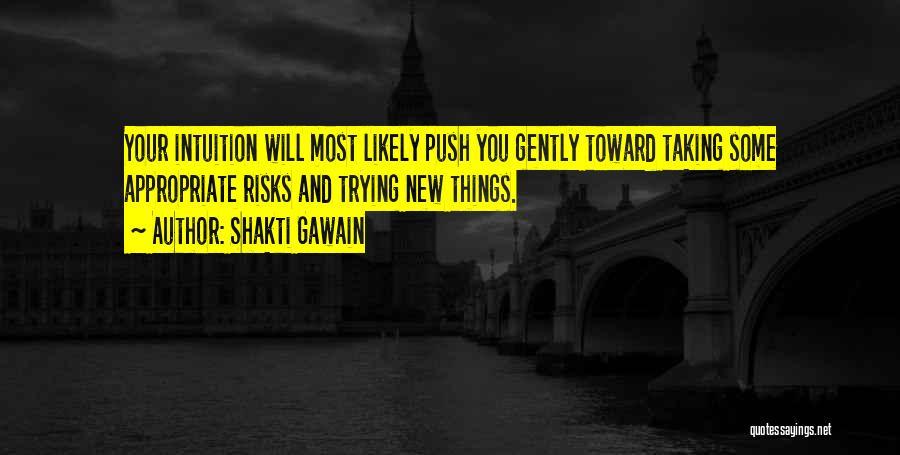 Shakti Gawain Quotes 627446