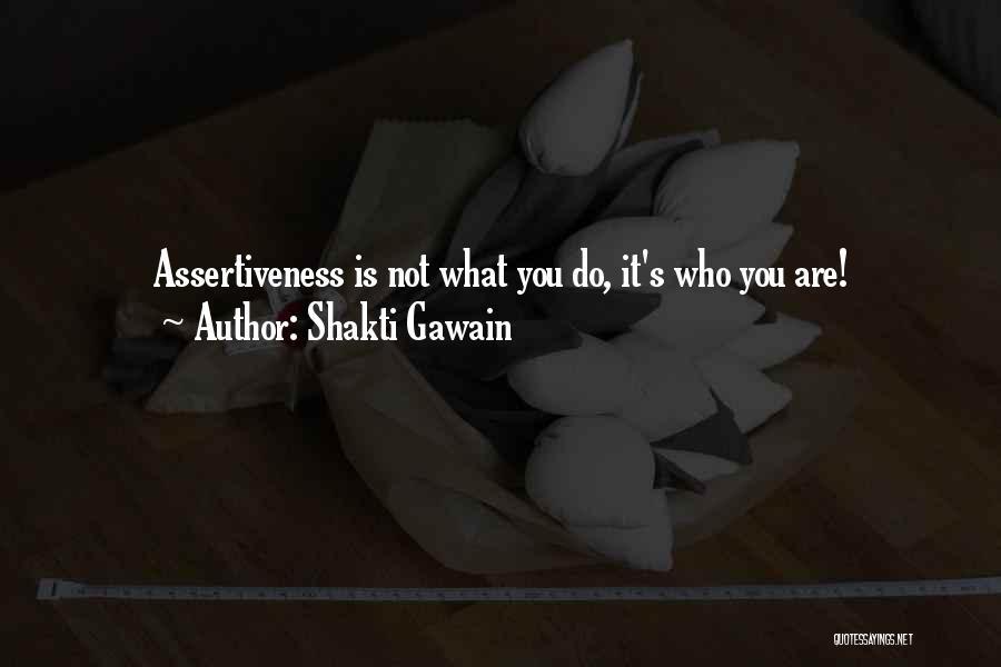 Shakti Gawain Quotes 670285