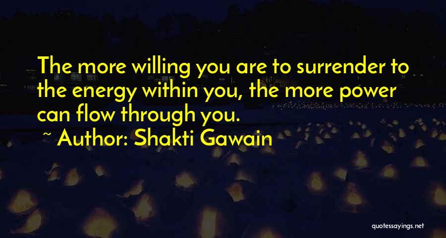 Shakti Gawain Quotes 733732