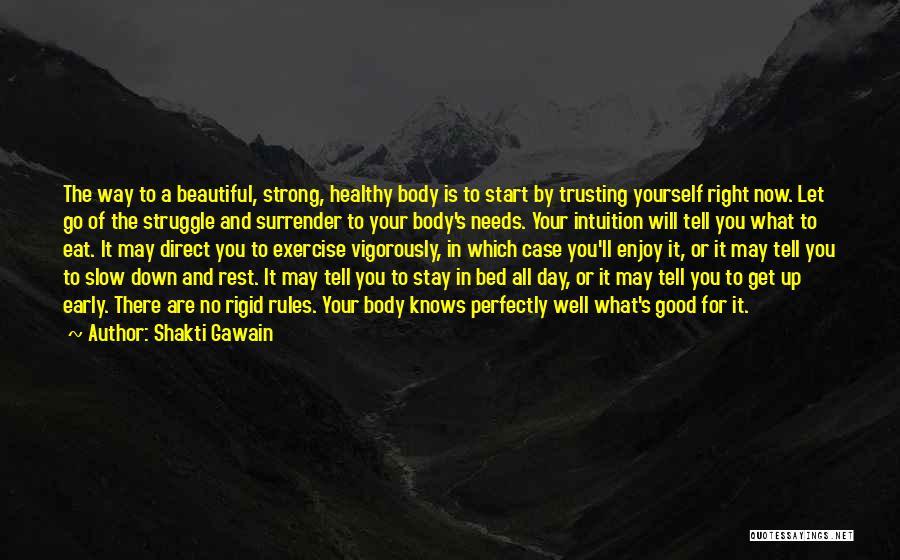 Shakti Gawain Quotes 832468