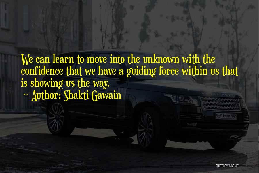 Shakti Gawain Quotes 837576