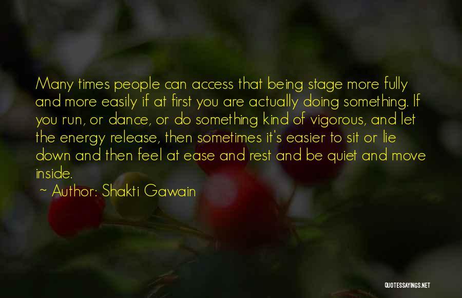 Shakti Gawain Quotes 837792