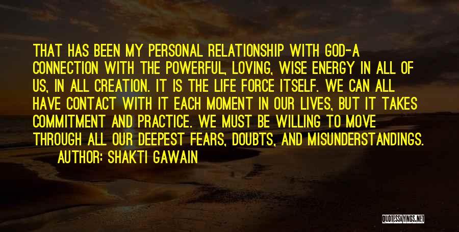 Shakti Gawain Quotes 954512