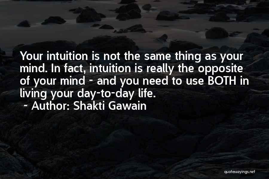 Shakti Gawain Quotes 976463