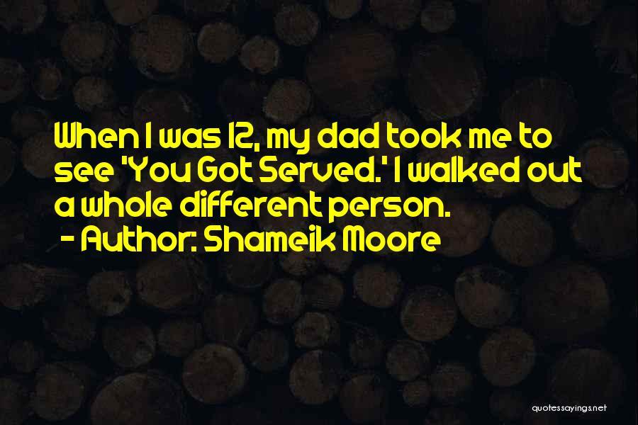 Shameik Moore Quotes 1101810
