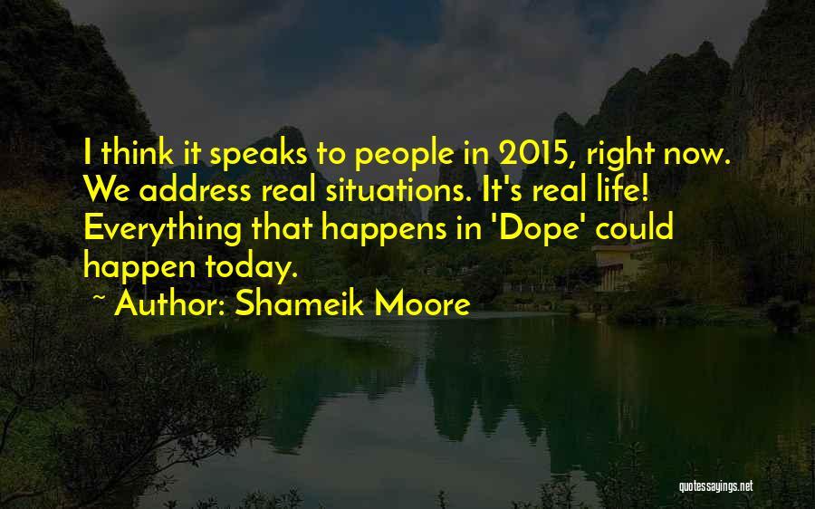 Shameik Moore Quotes 1113958