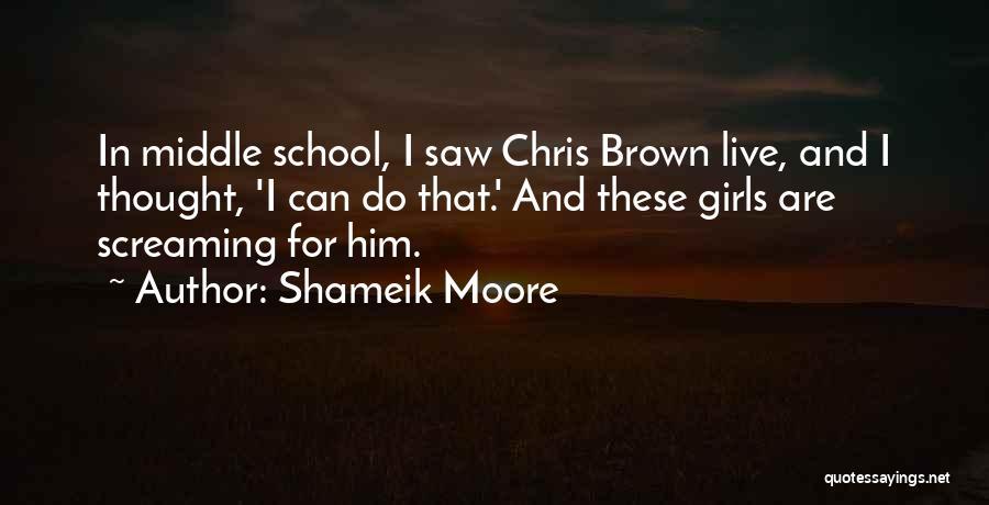 Shameik Moore Quotes 112547
