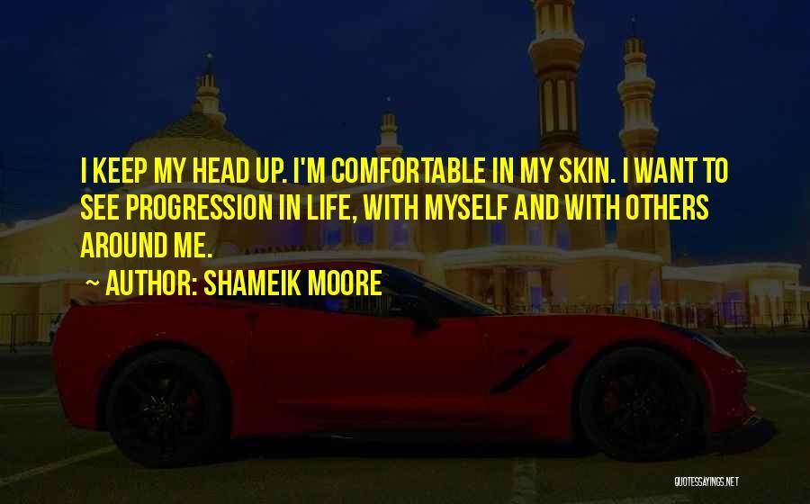 Shameik Moore Quotes 123560