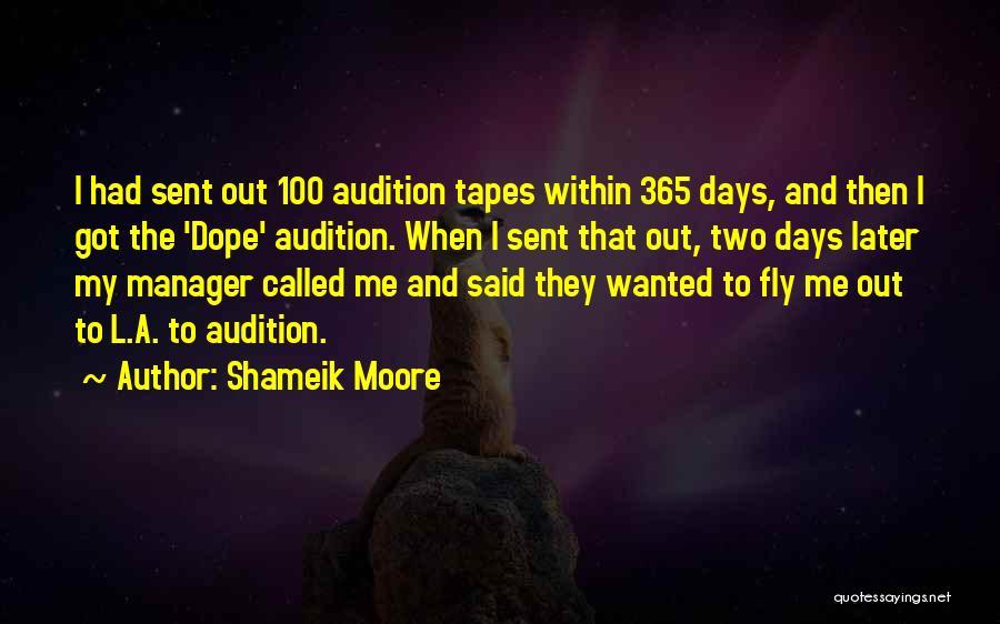 Shameik Moore Quotes 1660978
