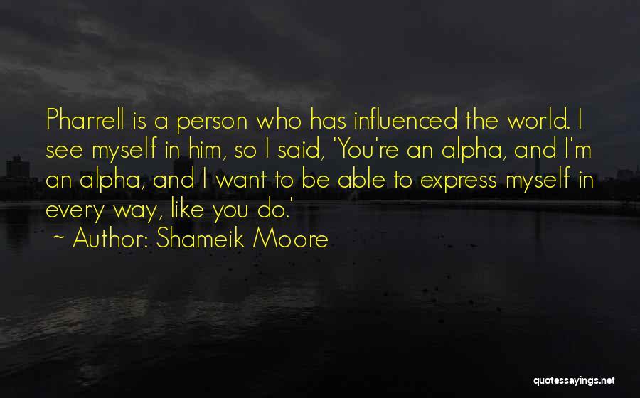 Shameik Moore Quotes 1691578