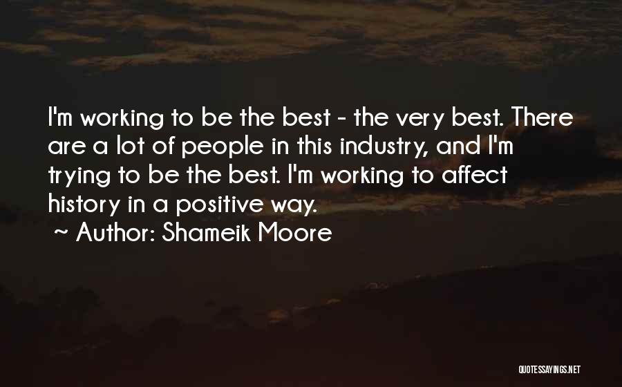 Shameik Moore Quotes 1994523