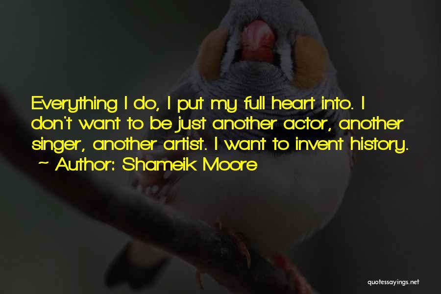 Shameik Moore Quotes 2090454