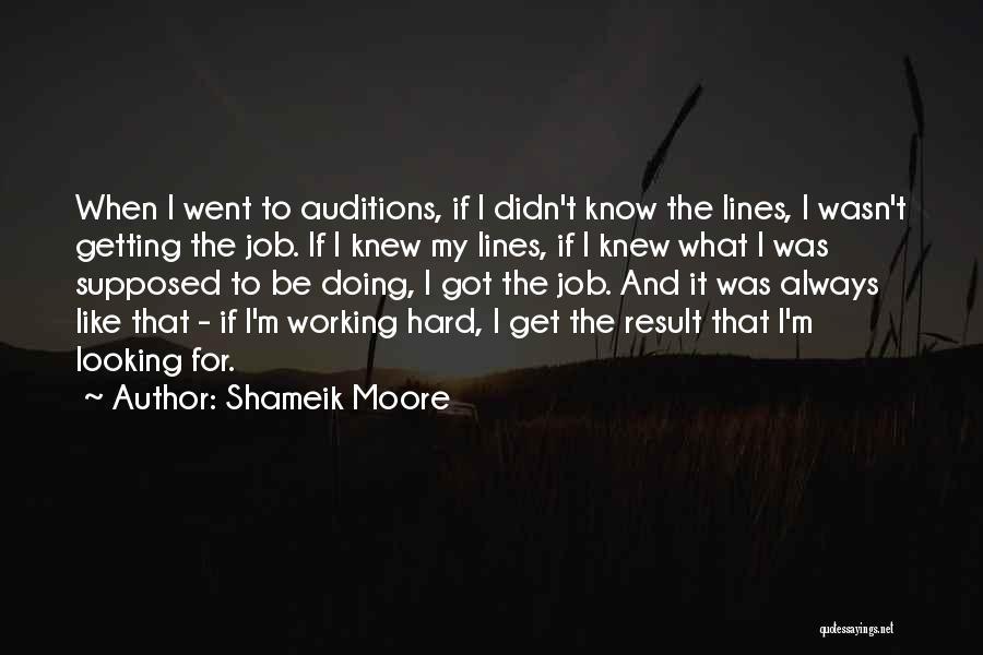Shameik Moore Quotes 2214049