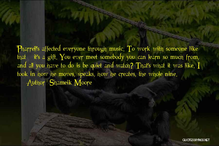 Shameik Moore Quotes 249510