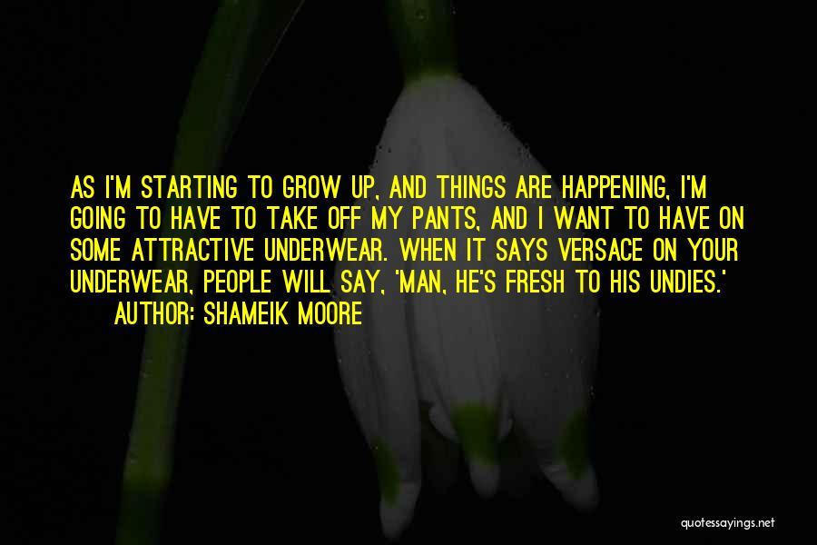Shameik Moore Quotes 496446
